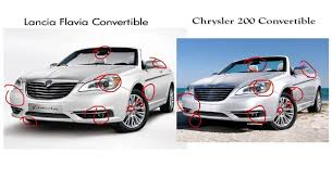 2018 chrysler 200 convertible. exellent 2018 did fiat simply photoshop lancia badges on the chrysler 200 convertible intended 2018 chrysler convertible