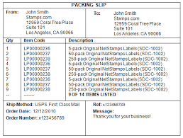 Printing Printing Slip A Packing Packing A Printing Slip Printing Packing Slip A