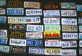 all 50 us license plates ranked on license plate wall art all 50 states with all 50 united states license plates ranked thrillist
