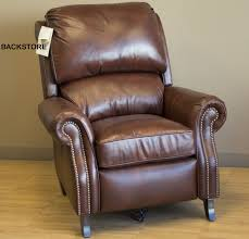 Leather Recliner Chair Bonded Leather Recliner Chair High Back - Swivel recliner chairs for living room 2
