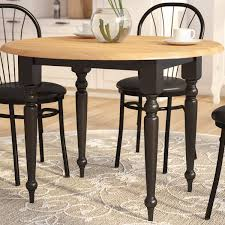 Andover Mills Belle Haven Double Drop Leaf Dining Table Reviews
