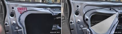 Ремонт <b>накладки ручки</b> водительской двери — Honda Civic Type ...