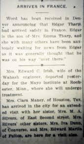 1918 Peru Daily Chronicle