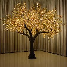 Lightshare Led Lighted Maple Tree Maple Led Tree Artificial Led Tree Transparent Flowers
