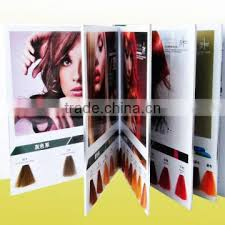 International Hair Dye Color Chart With 104 Colors For