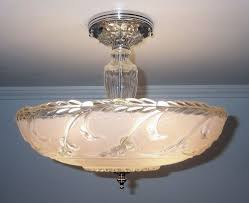 antique ceiling light fixtures