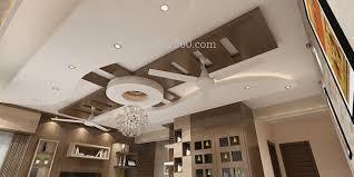 living room ceiling living room by ghar360