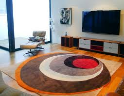mid century modern rugs los angeles