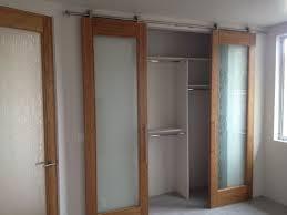 simple bifold closet doors hardware