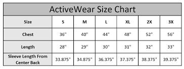 Jerzees T Shirt Size Chart Jerzees Hi Vis Safety Long Sleeve Sport T Shirt