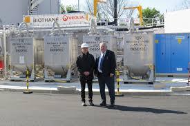 Cavem : du biogaz issu d'une économie circulaire et exemplaire