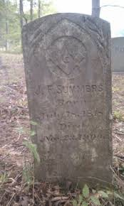 James Franklin Summers (1818-1900) - Find A Grave Memorial