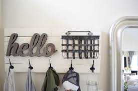 Personalized Family Coat Rack DIY fun personalized wall mounted coat hanger almafied 80