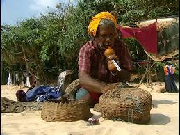 snake charmer sri lanka