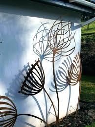 outdoors wall art metal