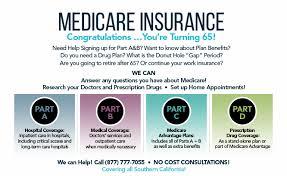 Medicare Life Health Insurance Broker San Marcos Vista Oceanside Enchanting Life Insurance Quotes California