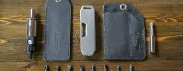 Big Idea Design Wrench With Their Bit Bar Edc Screwdriver Big Idea Design Scores