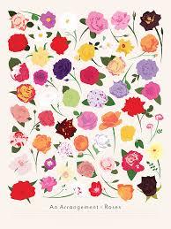 Art Prints Of Arrangements Of Peonies Roses Tulips