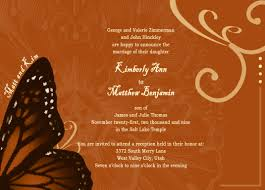 online wedding invitation design wedding cards design orange and How To Make Wedding Invitations Free Online online wedding invitation design wedding cards design orange and white color combination design with butterfly design ideas how to make wedding invitations free online