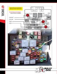 gt diesel bully dog 40420 gauge gt tuner user manual page 36 54