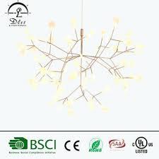 led lighting modern flower hot creative chandelier for decorate home branch uk modern branch chandelier uk