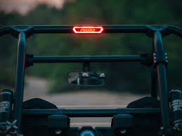 Rzr Chase Light Rigid Industries Chase Light Amber