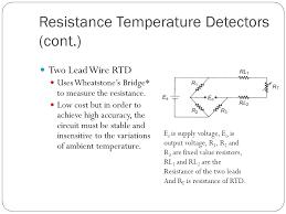 3 wire rtd bridge golkit com Rosemount 3 Wire Rtd Wiring Diagram electronic instrumentation ppt video online download 3 Wire RTD Connection