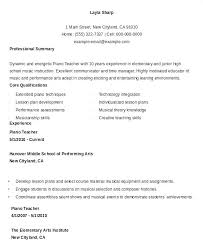 Free Resume Samples For Teachers Download Free Resume Samples Free