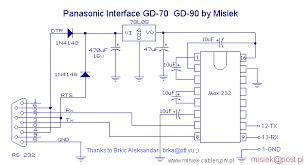 panasonic telephone schematic diagram wiring diagrams panasonic cordless phone circuit diagram wiring schematics and