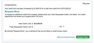 ask for a credit limit increase how can i increase my credit card limit by 22 percent
