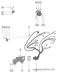 Enchanting 454 mercruiser wiring diagram ornament diagram wiring
