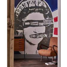 rock roll unveils bespoke licensed wall