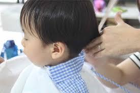 子供のセルフヘアカット赤ちゃん幼児の散髪のコツ 子育て All About
