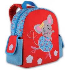 Рюкзак дошкольный <b>Мышка</b>-балерина <b>27</b>,5х22х9см 44305 492-422