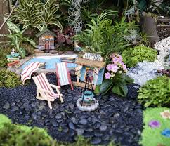fairy gardening. Add Fairy Accessories\u2026 Your Options Are Endless! Fairygardening4 Gardening