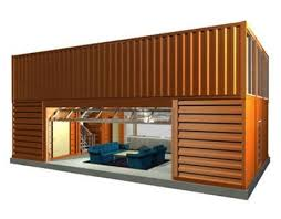 adam kalkin quik house, container house #ContainerHomeDesigns