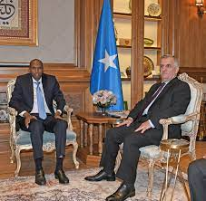 Somali Başbakanı'nın Albayrak Holding'i ziyareti – Albayrak Grubu