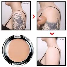 details about invisible pro full concealer cover makeup primer foundation cream skin care new