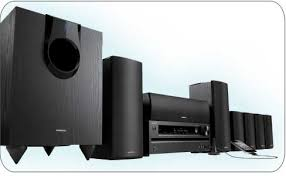 onkyo home theater. 7.1 channel network home theater receiver \u0026 speaker package. onkyo hts5500 p