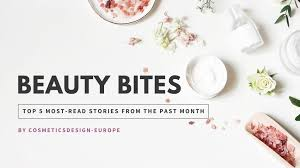 beauty and personal care news april