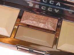 Becca Be Light Face Palette Becca Be A Light Face Palette Medium To Deep Swatches And