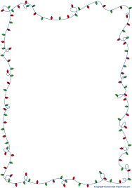 christmas lights border png. Modren Png Fun And Free Christmas Lights Clipart Ready For PERSONAL COMMERCIAL  Projects And Lights Border Png R