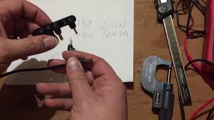 Identifying An Unknown Barrel Coaxial Power Connector