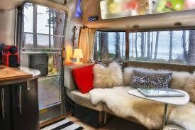 Airstream Interior Design Awesome Design