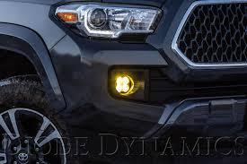 2019 Toyota Tacoma Led Fog Lights Ss3 Led Fog Light Kit For 2016 2019 Toyota Tacoma