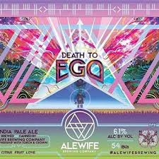 Image result for alewife death to ego