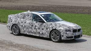 Next-gen BMW 5-series GT takes shape   Shifting-Gears