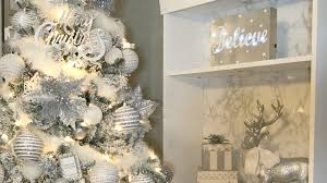 decorate with me christmas tree decor 2017