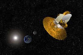 Resultado de imagen de Obviamente el WMAP no apunta a una región de cielo en donde está escrita la edad del Universo