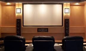 Home Theater Design Ideas Best Modern Home Theatre Room Design - Home theatre interiors